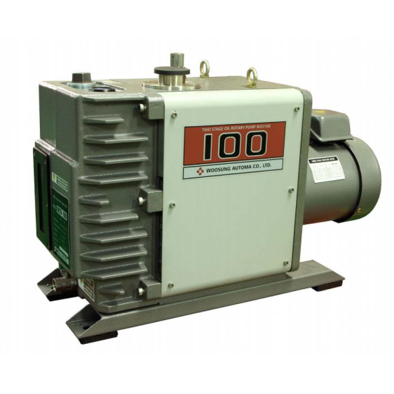 Пластинчато-роторный насос W2V100