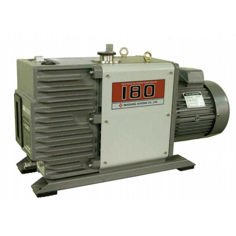 Пластинчато-роторный насос W2V180