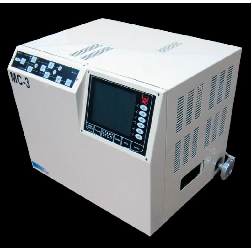 Течеискатель гелиевый МС-3