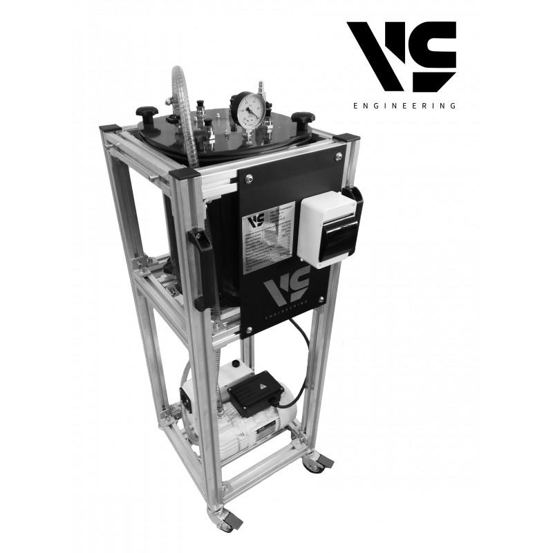 Мобильная установка VLSin-20/20 для вакуумной инфузии