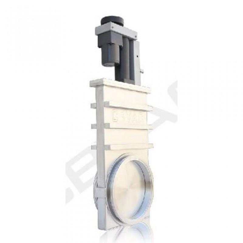 Сверхвысоковакуумный шиберный затвор ССD-250B