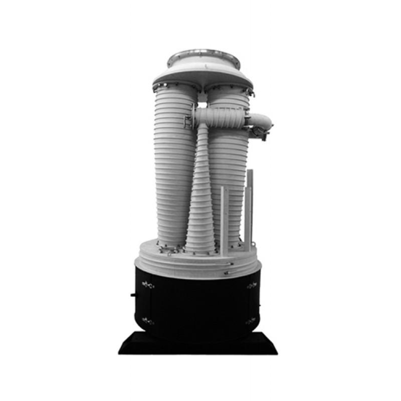Бустерный паромасляный насос 2НВБМ-630Р/12000