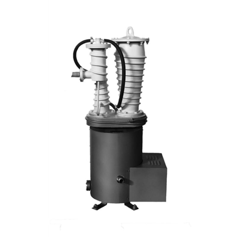 Бустерный паромасляный насос 2НВБМ-160
