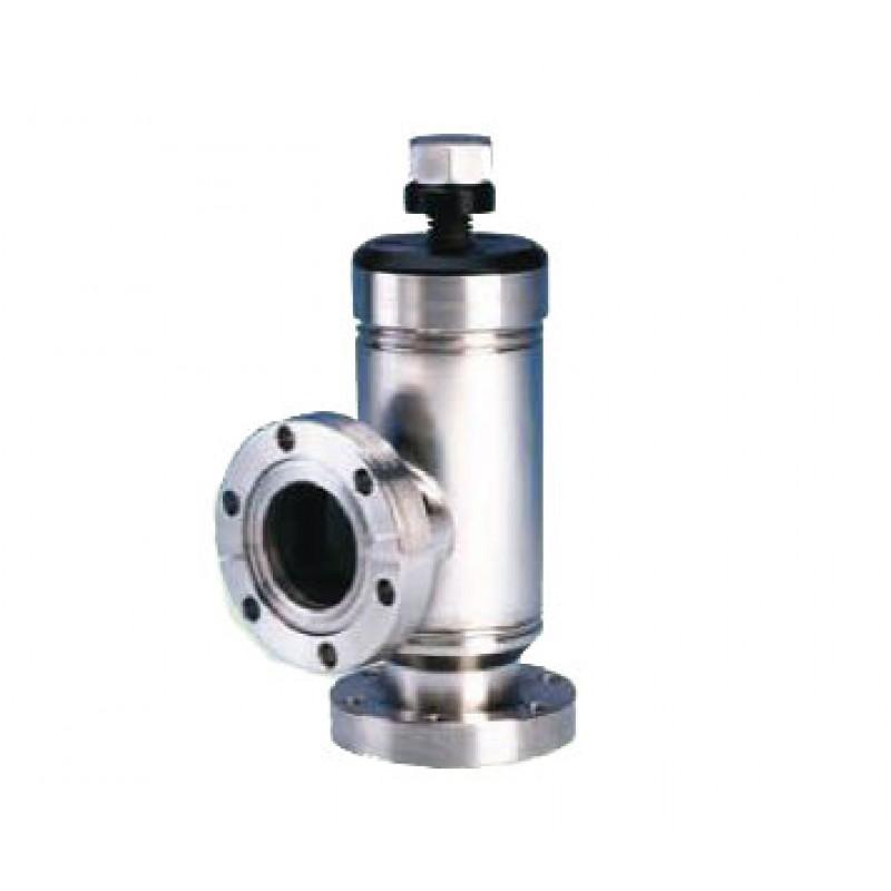 Цельнометаллический угловой  вакуумный клапан MDC MAV-150-V 314001 CF16