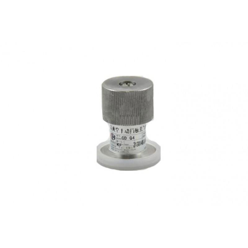 Клапан напуска KF16/KF25 с ручным приводом GD-Q10(KF), нерж. сталь, CBVAC, арт. 2131