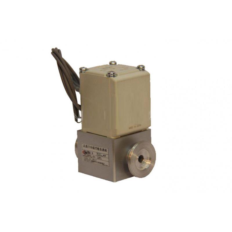 Клапан напуска KF16 прямоточный с электромагнитным приводом  GDC-6(KF), алюминий, CBVAC, арт. 2441