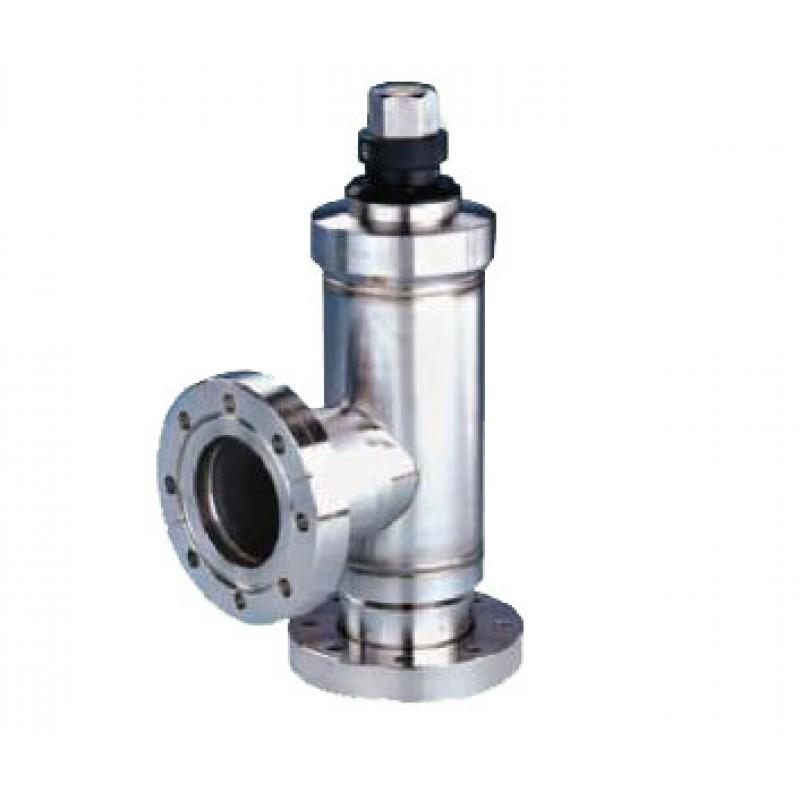 Цельнометаллический угловой  вакуумный клапан MDC MAV-250-V 314001 CF16