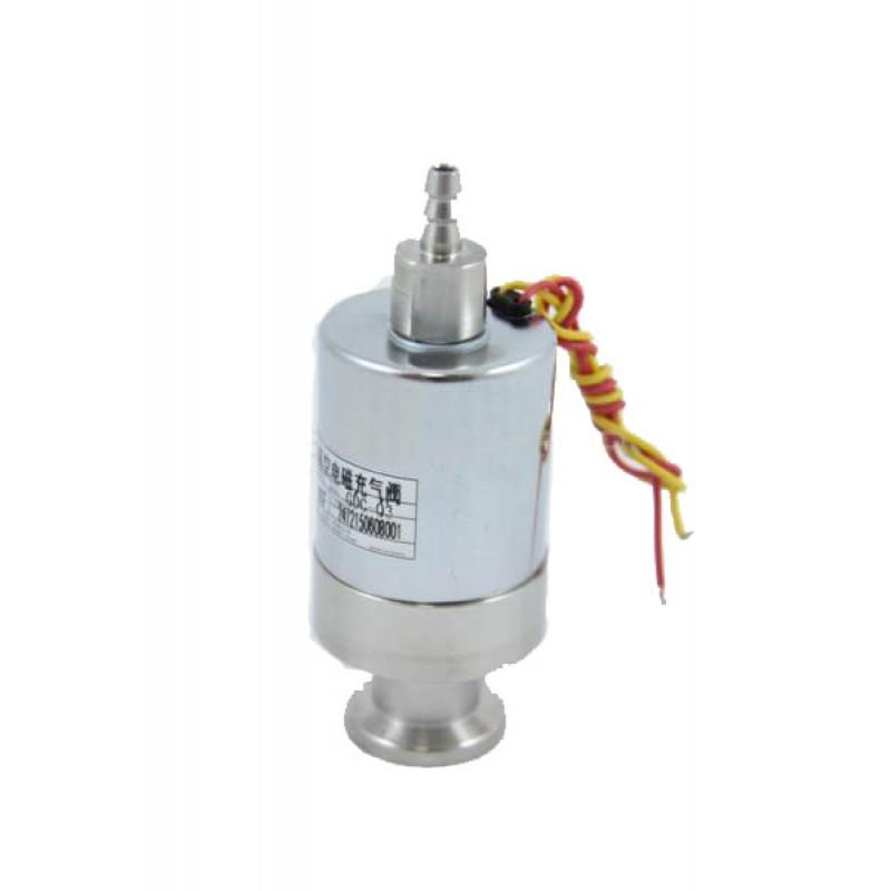 Клапан напуска KF16 с электромагнитным приводом GDC-Q2(KF), алюминий, CBVAC, арт. 2473