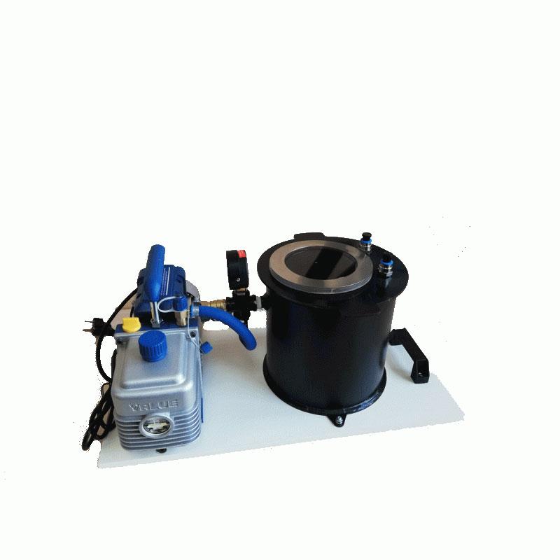 Настольная установка VLSin-5/6 для вакуумной инфузии