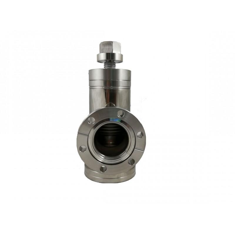 Цельнометаллический вакуумный клапан HTC AVBAK-CR16