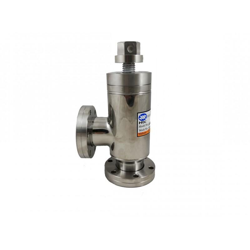 Цельнометаллические вакуумные клапаны (прогрев до 400 °C)