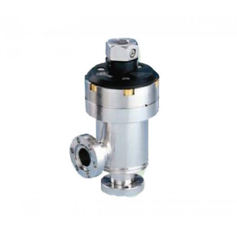 Цельнометаллический угловой  вакуумный клапан MDC MAV-075-V 314001 CF16