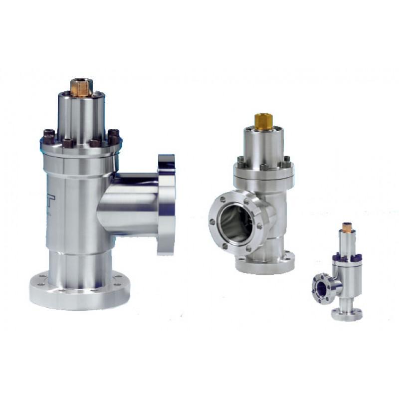 Цельнометаллический вакуумный клапан VAT 54124-GE02