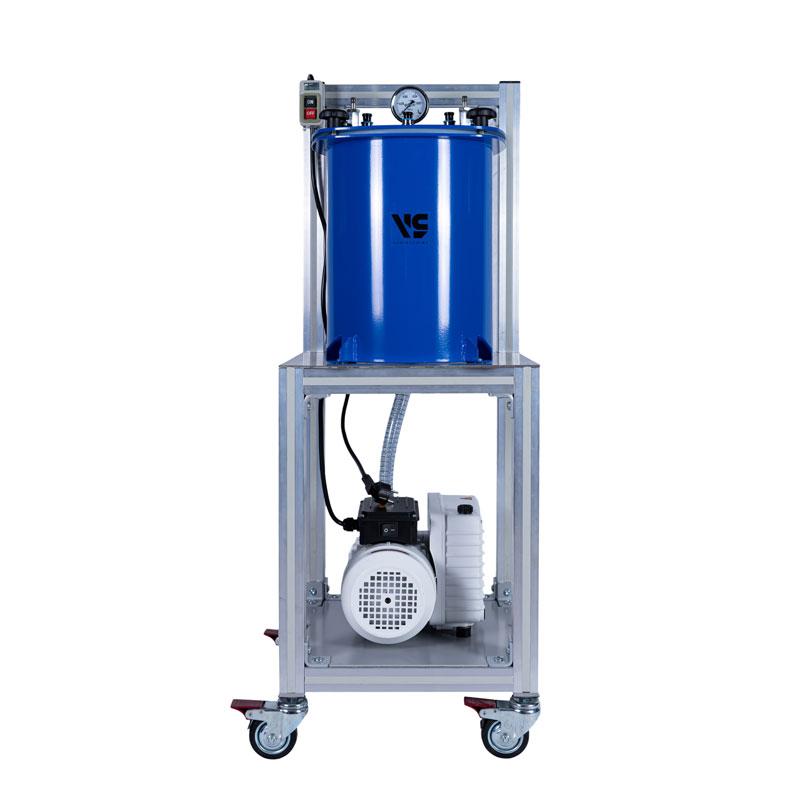 Мобильная установка VLSin-20/20n для вакуумной инфузии