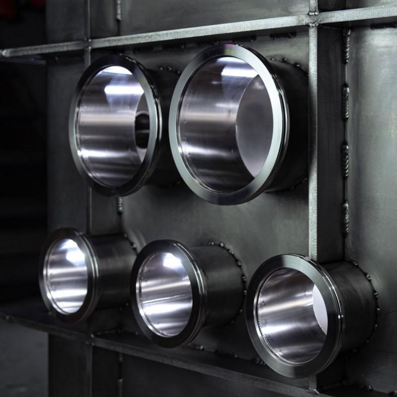 Безмасляный пластинчато-роторный вакуумный насос DVP SC.100
