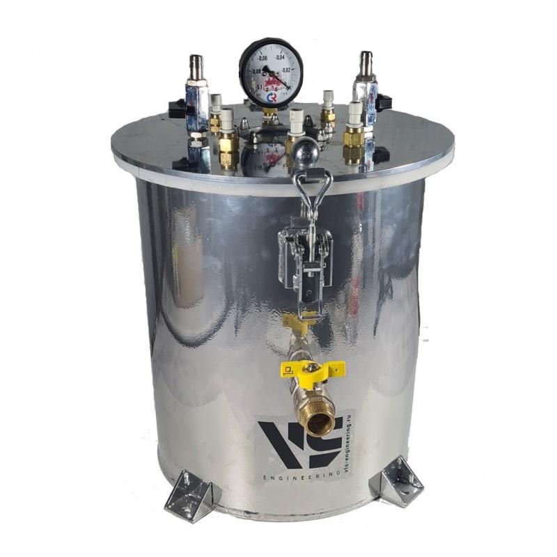 Ловушка для вакуумной инфузии VTN-20 (20 литров)