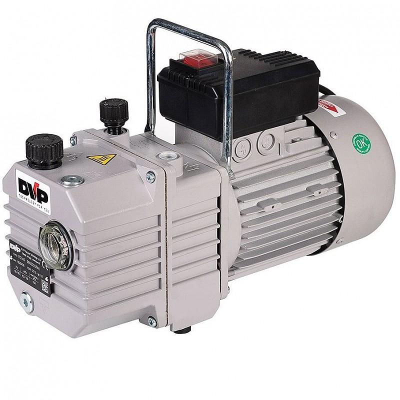 Двухступенчатый пластинчато-роторный вакуумный насос DVP RC.8D