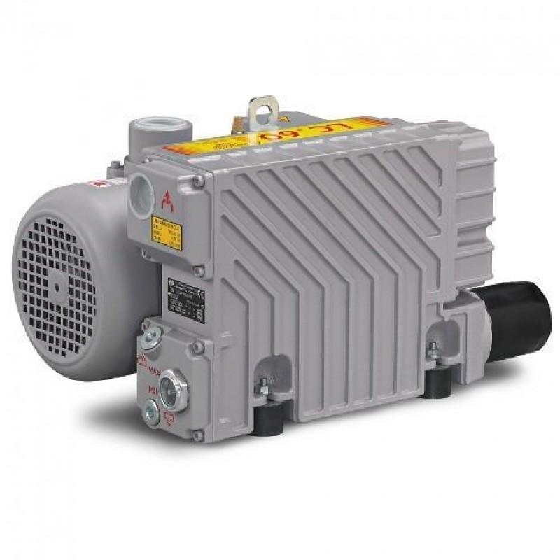 Пластинчато-роторный вакуумный насос DVP LC.60_220