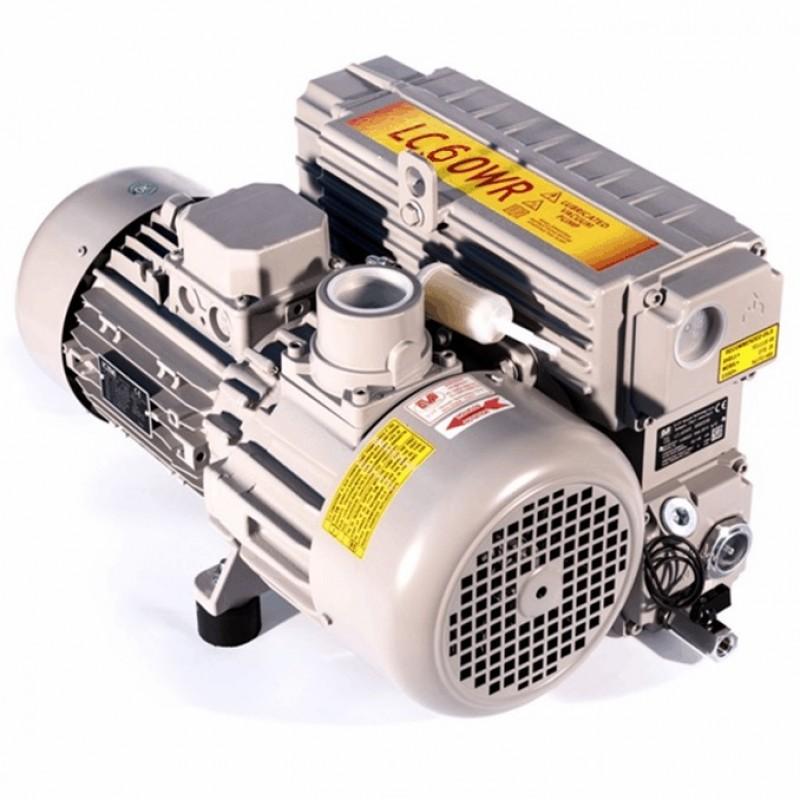 Пластинчато-роторный вакуумный насос DVP LC.60 WR