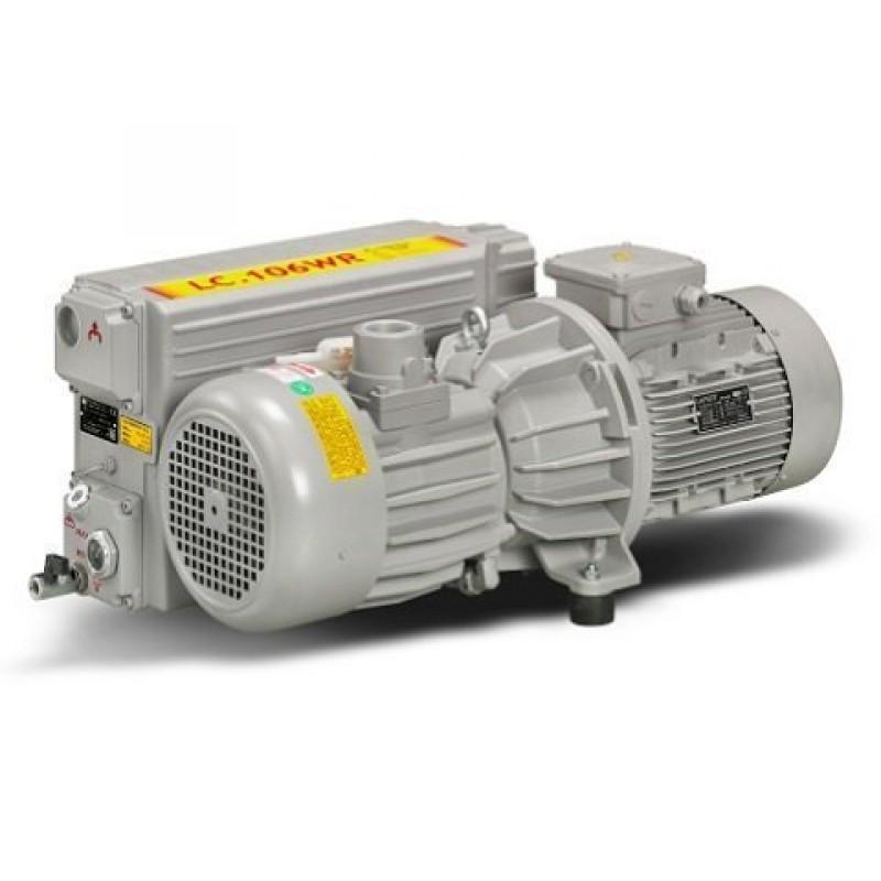 Пластинчато-роторный вакуумный насос DVP LC.106 WR