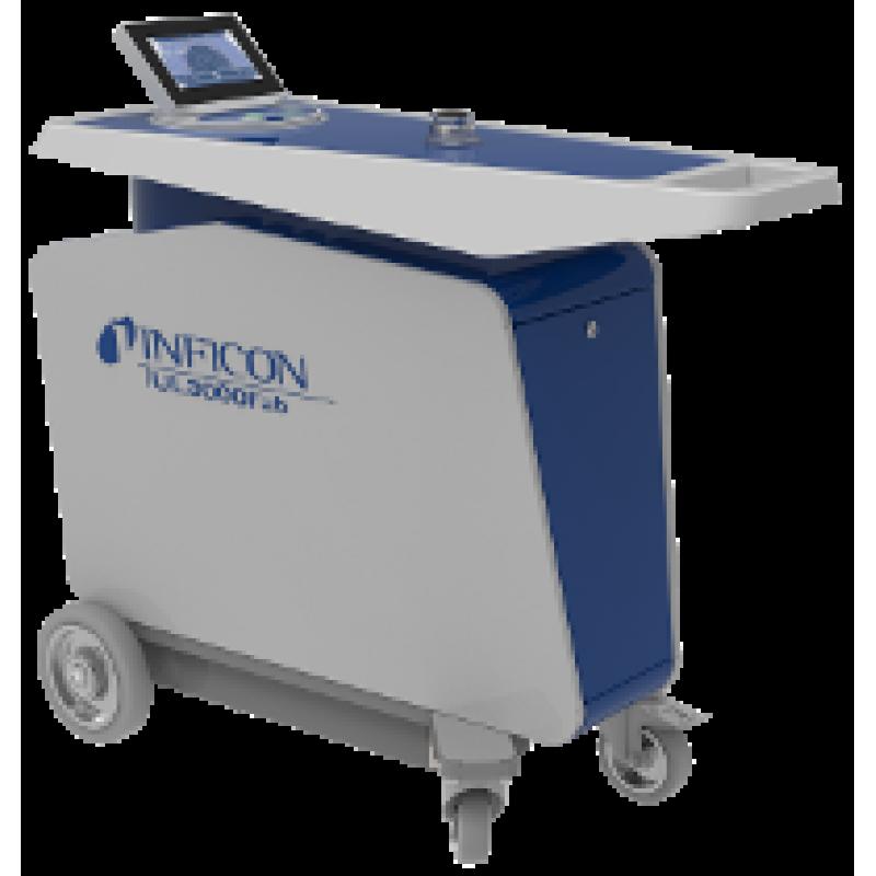 Гелиевый течеискатель UL 3000 Fab (plus) от компании Inficon GmbH (Инфикон, Германия)