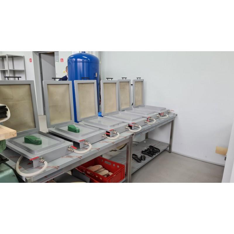 Система вакуумного прессования PressVS-500x60x12