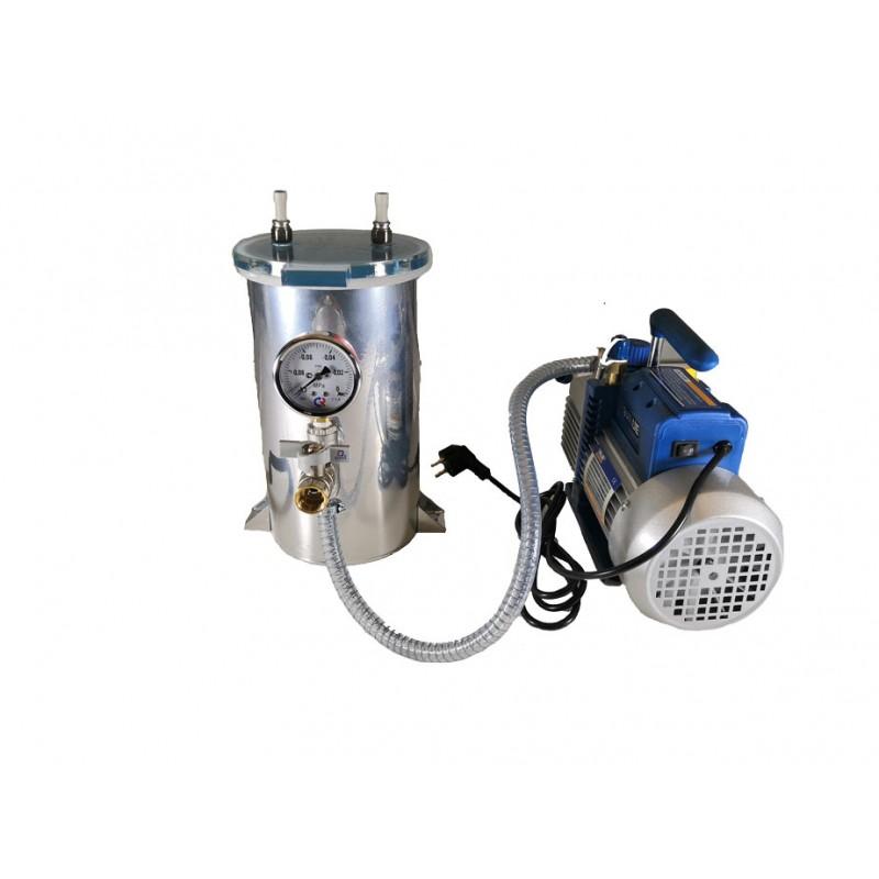 Настольная установка VLSin-5/6n для вакуумной инфузии