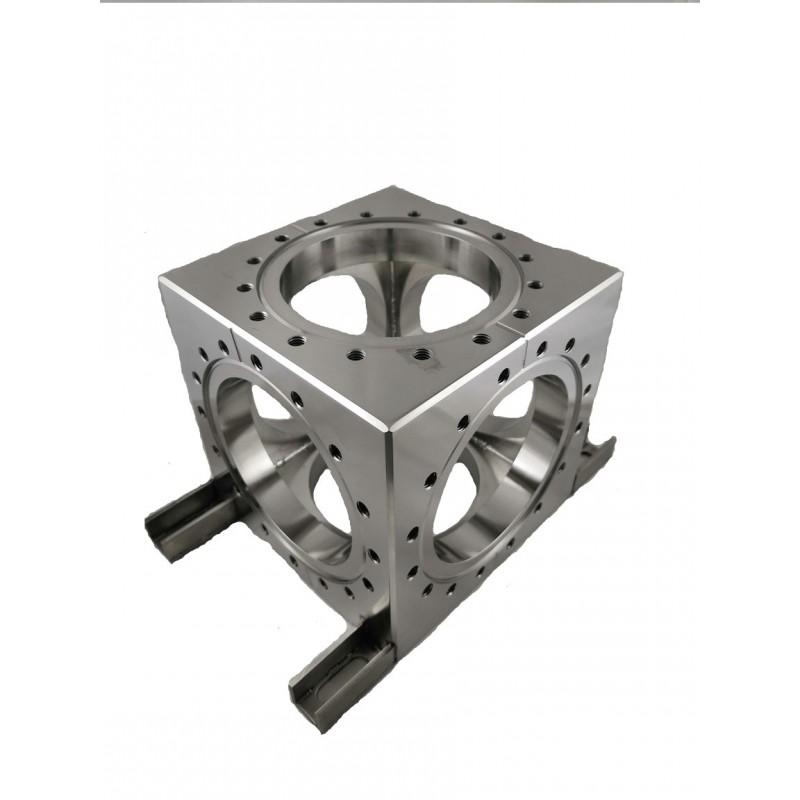 Куб CF100 (нерж. сталь)
