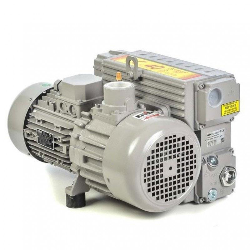 Пластинчато-роторный вакуумный насос DVP LC.40