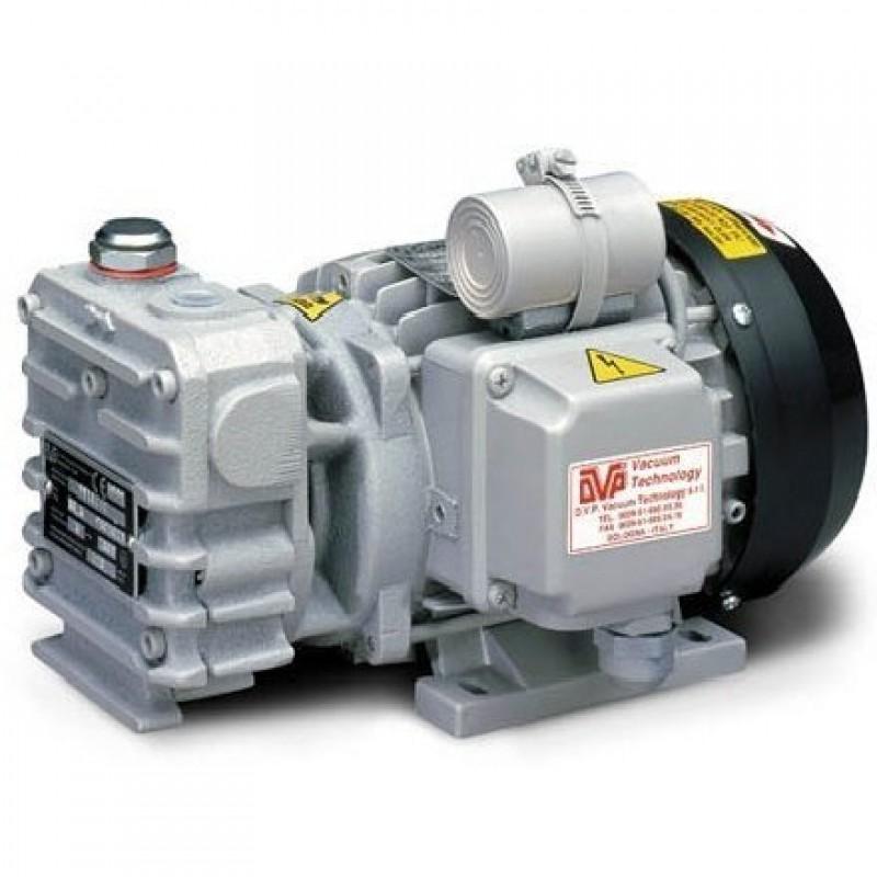 Безмасляный пластинчато-роторный вакуумный насос DVP SB.12_220