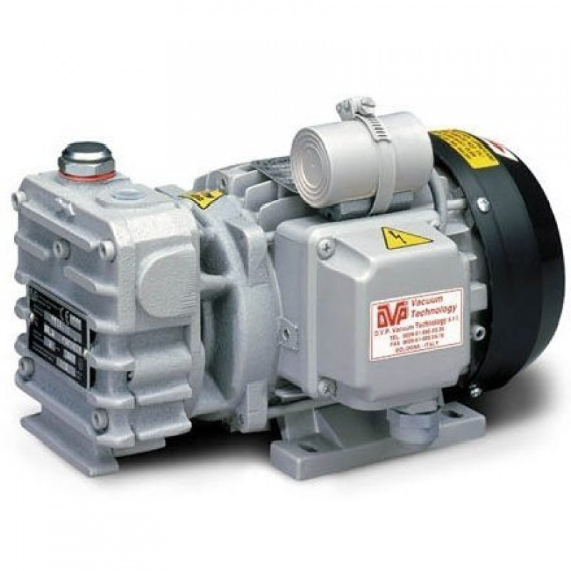 Безмасляный пластинчато-роторный вакуумный насос DVP SB.12
