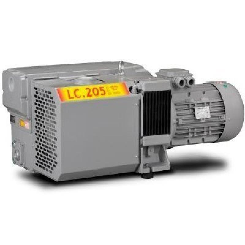 Пластинчато-роторный вакуумный насос DVP LC.205