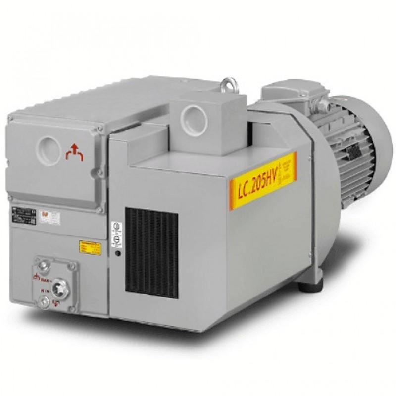 Пластинчато-роторный вакуумный насос DVP LC.205 HV