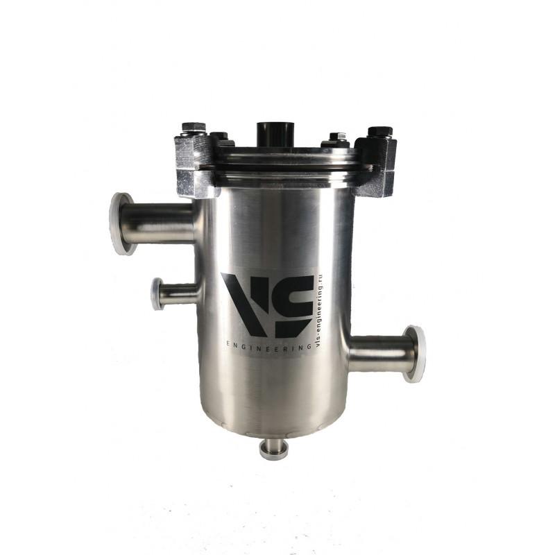 Ловушка азотная заливная (с увеличенной ёмкостью) ISO160