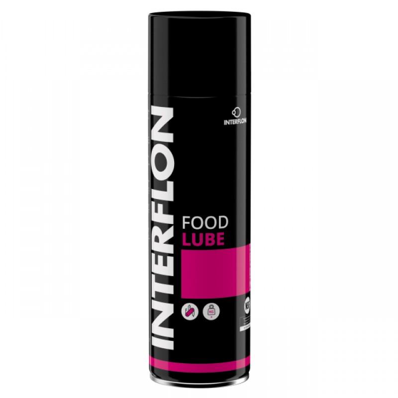 Универсальное пищевое масло  Interflon Food Lube (aerosol)