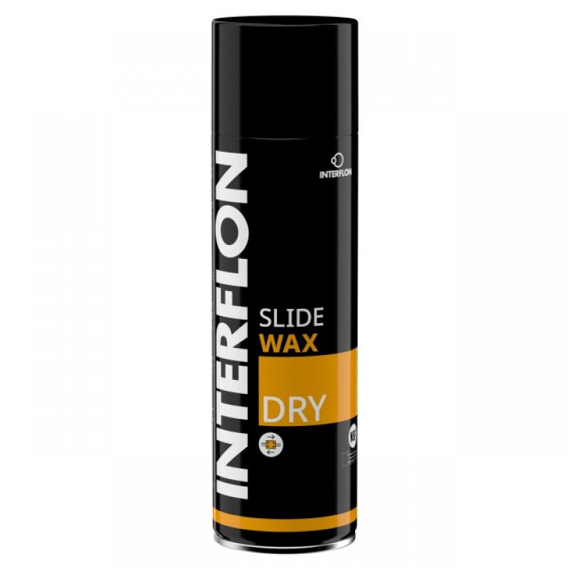 Сухая смазка Interflon Slide Wax Dry (aerosol)