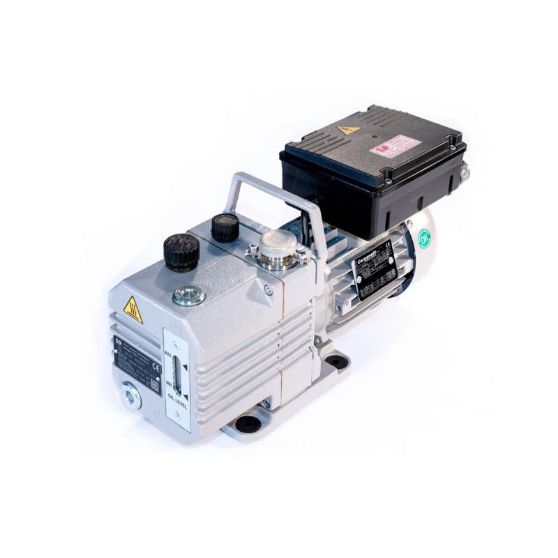 Пластинчато-роторный насос глубокого вакуума DVP DB.2D