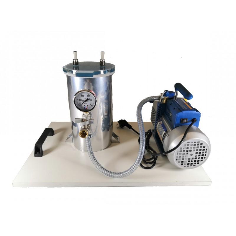 Настольная установка VLSin-10/6 для вакуумной инфузии