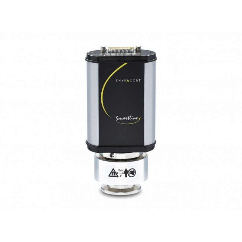 VSI18D Вакуумный датчик с холодным катодом без дисплея на фланце KF40, выходной сигнал 0-10 В логарифмический и цифровой интерфейс RS485, 2e-3-5e-9 мбар
