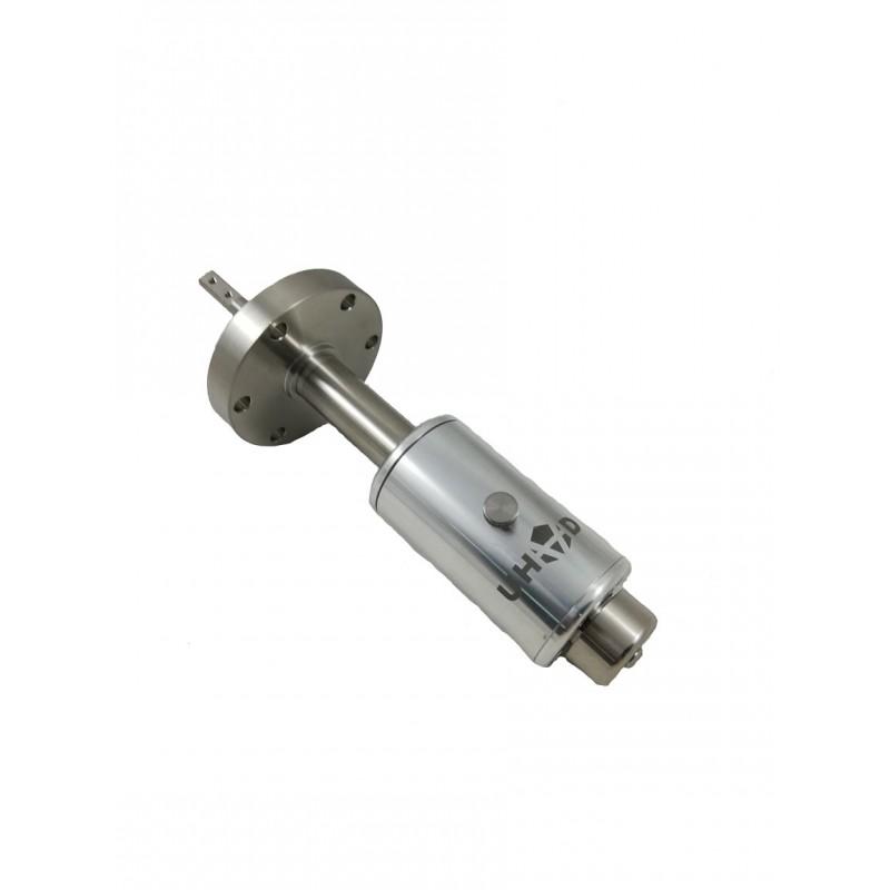 Магнитный вакуумный ввод вращения и линейного перемещения MPPRL35-50-H, производитель UHV Design (Великобритания)