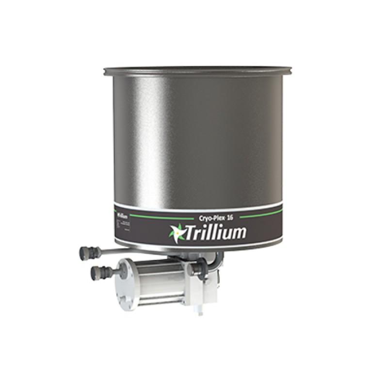 Промышленный криогенный вакуумный насос Trillium CryoPlex CP16