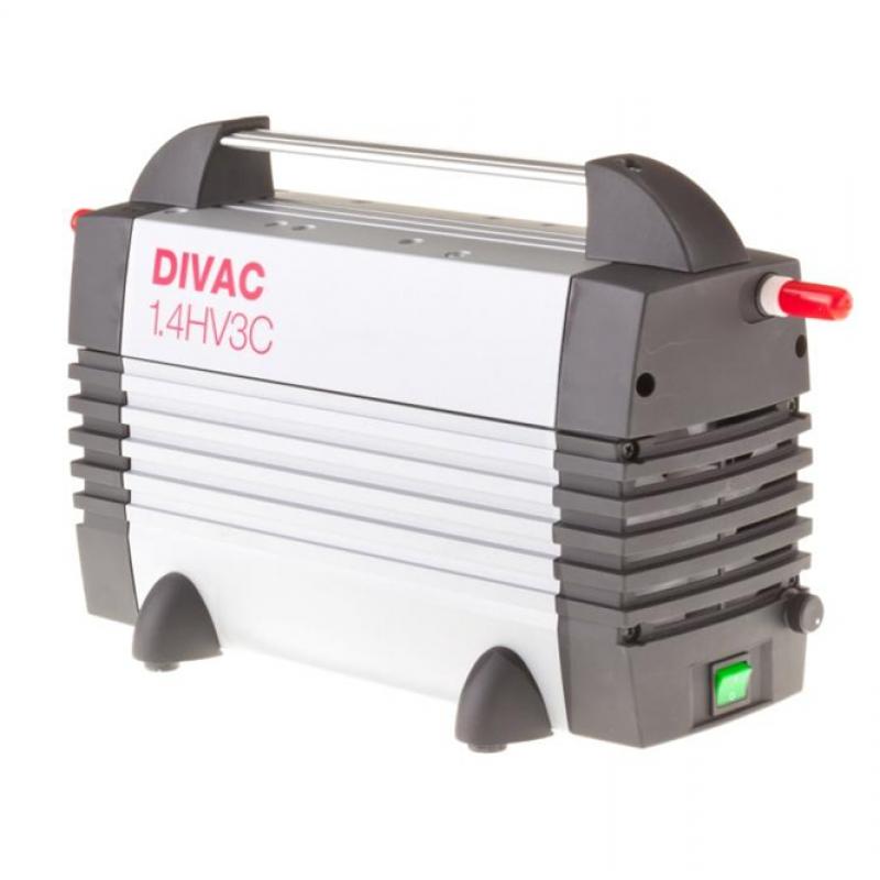Трехступенчатый мембранный насосы DIVAC 1.4 HV3C