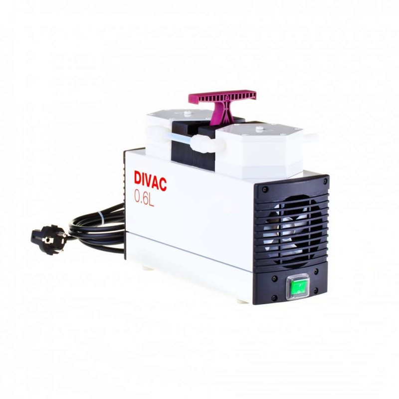 Двухступенчатый мембранный насос DIVAC 0.6 L