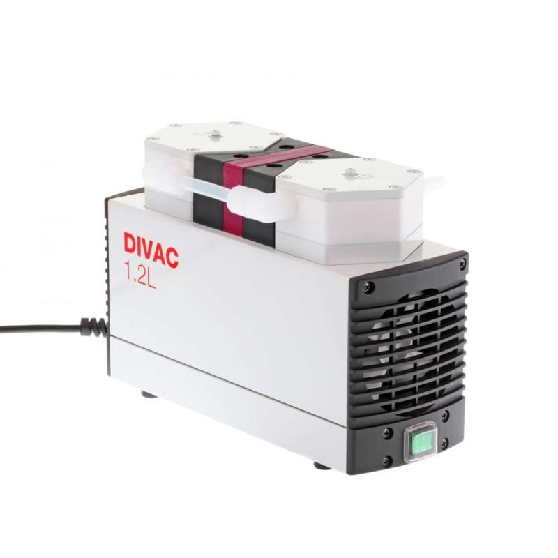Двухступенчатый мембранный насос DIVAC 1.2 L