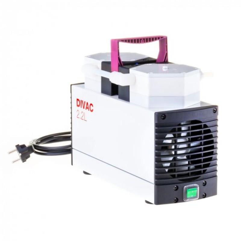 Двухступенчатый мембранный насос DIVAC 2.2 L