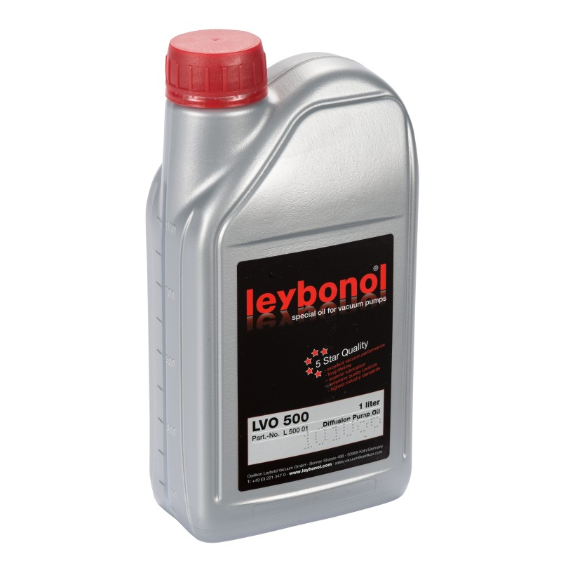 Минеральное масло для диффузионных насосов LVO 500