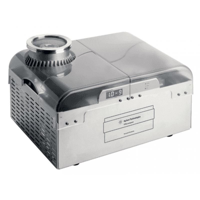 Откачной пост Agilent TPS Compact TV301 (турбомолекулярный насос TwissTorr 304 FS) (250л/с)