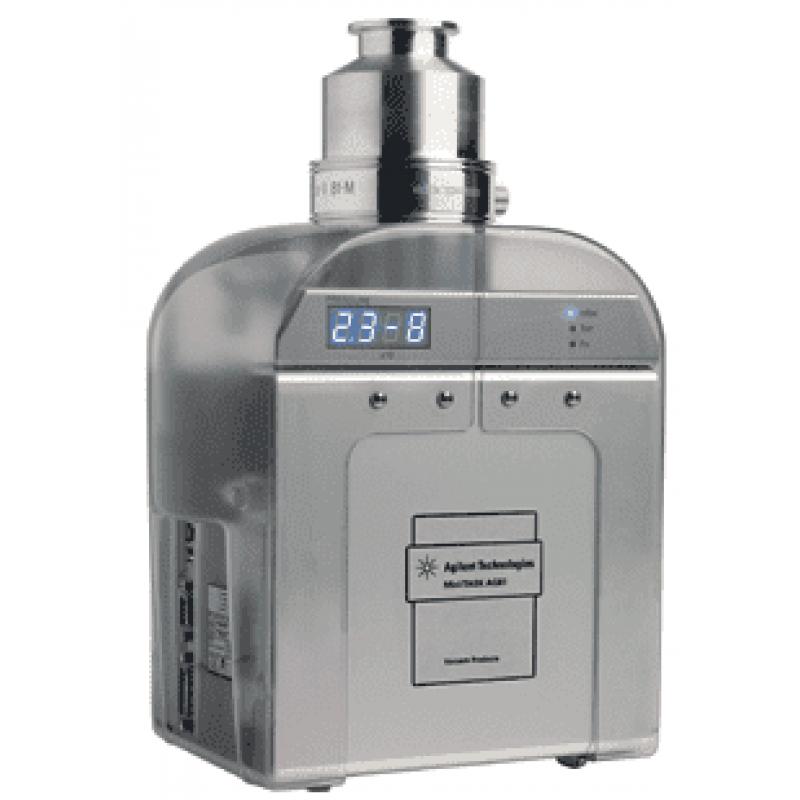 Откачной пост Agilent TPS-mini (турбомолекулярный насос TwissTorr 84 FS)