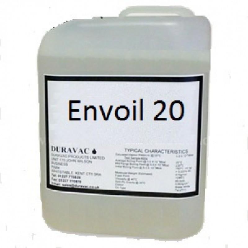 Масло для диффузионных насосов Envoil 20 5 л