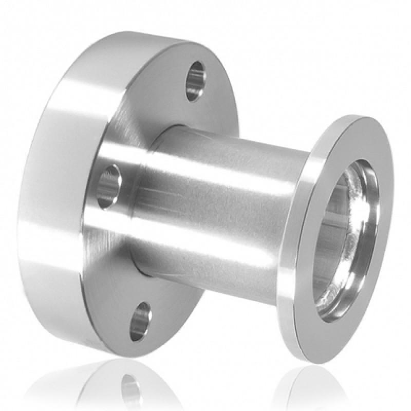 Переходник CF16 - KF10 ( нержавеющая сталь )